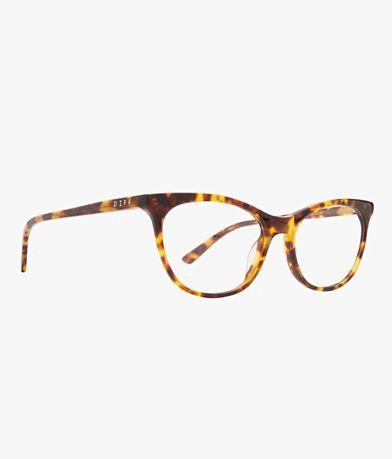 DIFF Eyewear Jade Blue Light Blocking Glasses