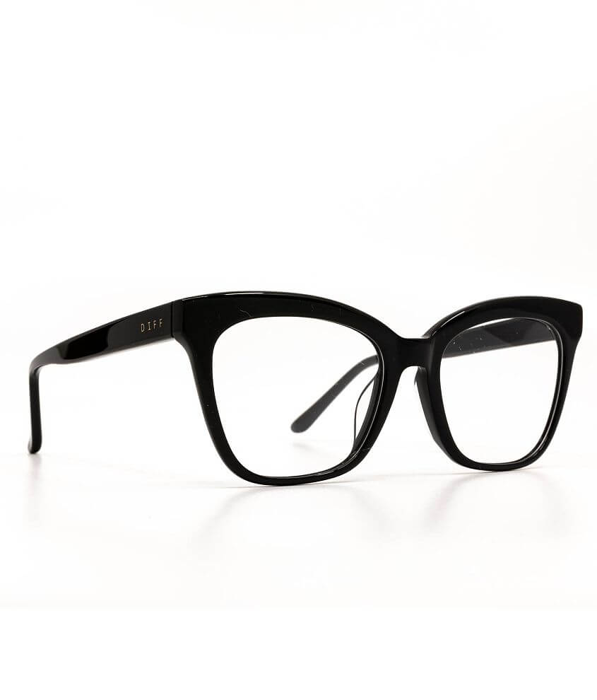 DIFF Eyewear Winston Blue Light Blocking Glasses front view