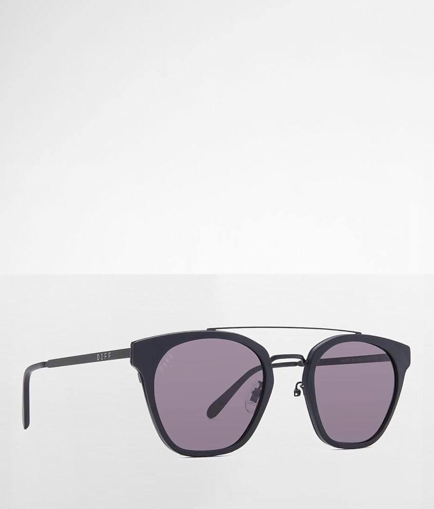 DIFF Eyewear Emery Sunglasses front view