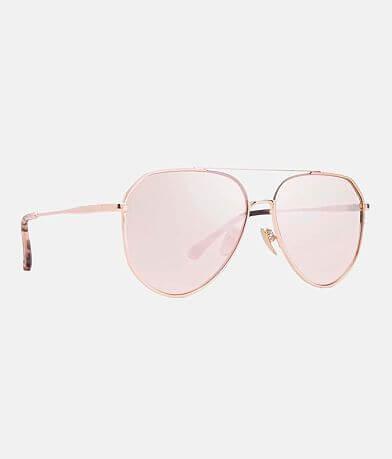 DIFF Eyewear Dash Polarized Mirror Sunglasses