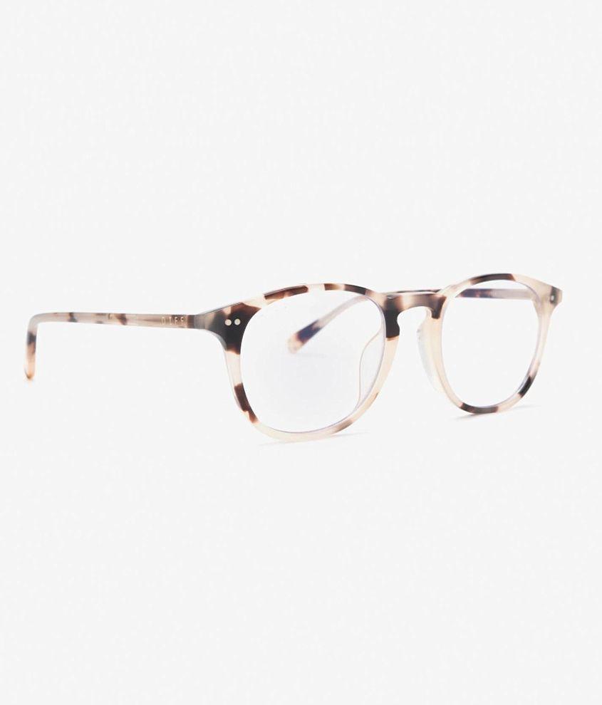 DIFF Eyewear Sawyer Blue Light Blocking Glasses front view