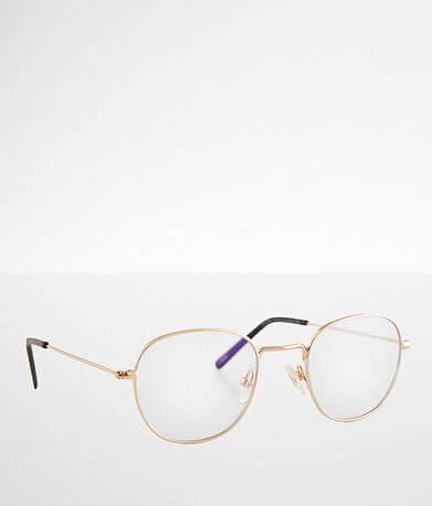 DIFF Eyewear Sage Blue Light Blocking Glasses
