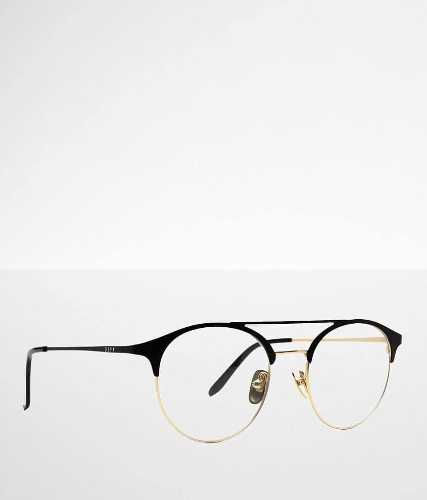 DIFF Eyewear Lexi Blue Light Blocking Glasses front view