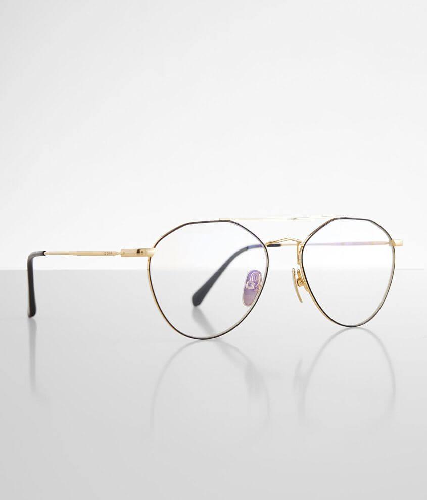 DIFF Eyewear Sunday Blue Light Blocking Glasses front view