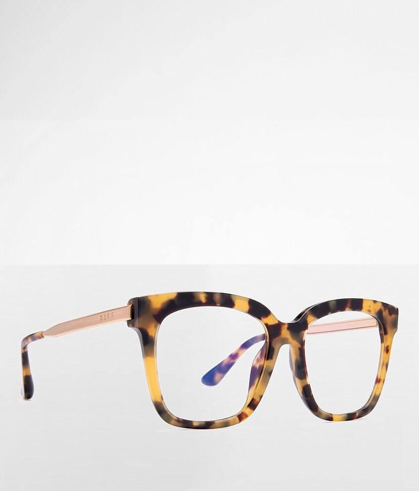 DIFF Eyewear Bella Blue Light Blocking Glasses front view