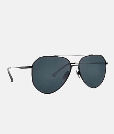 DIFF Eyewear Dash Aviator Polarized Sunglasses