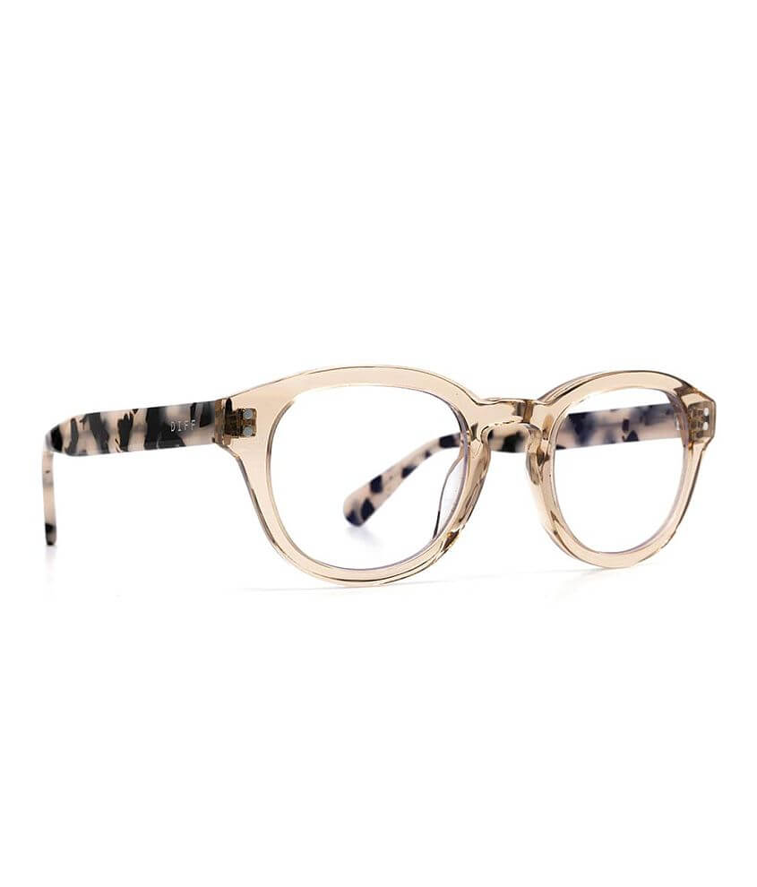DIFF Eyewear Aria Blue Light Blocking Glasses front view