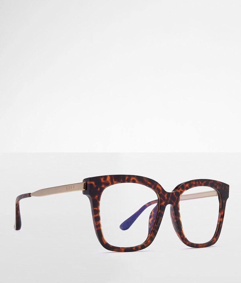DIFF Eyewear Bella XS Blue Light Blocking Glasses front view