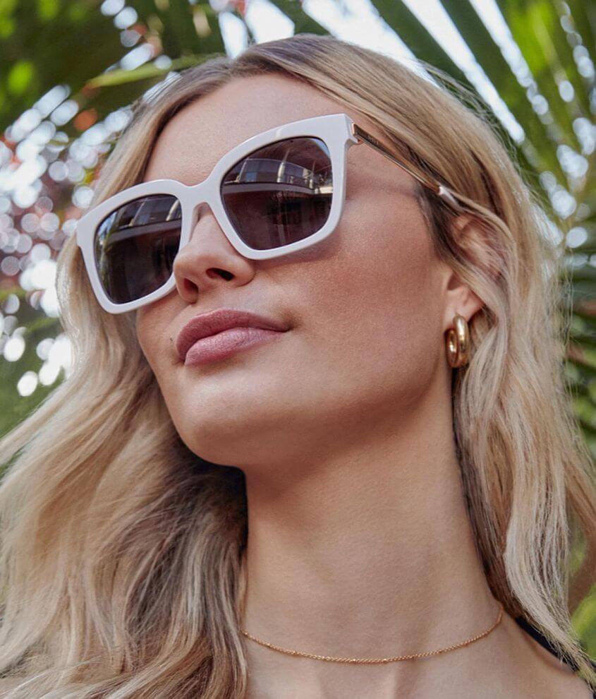 DIFF Eyewear Bella Basic Sunglasses front view