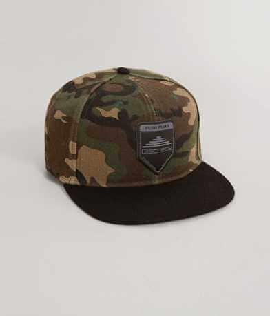 Discrete Clothing Machine Hat