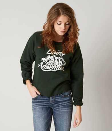 Modish Rebel Living The Adventure Sweatshirt