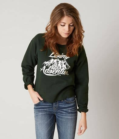 Modish Rebel Living The Adventure Sweatshirt