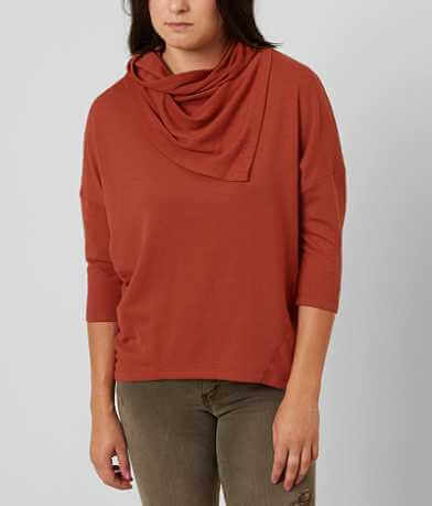 Daytrip Cowl Neck Sweatshirt