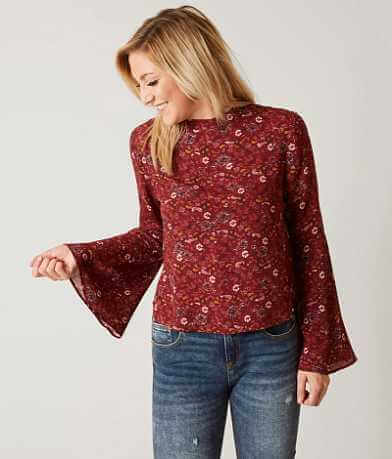 Ten-Sixty Sherman Floral Top