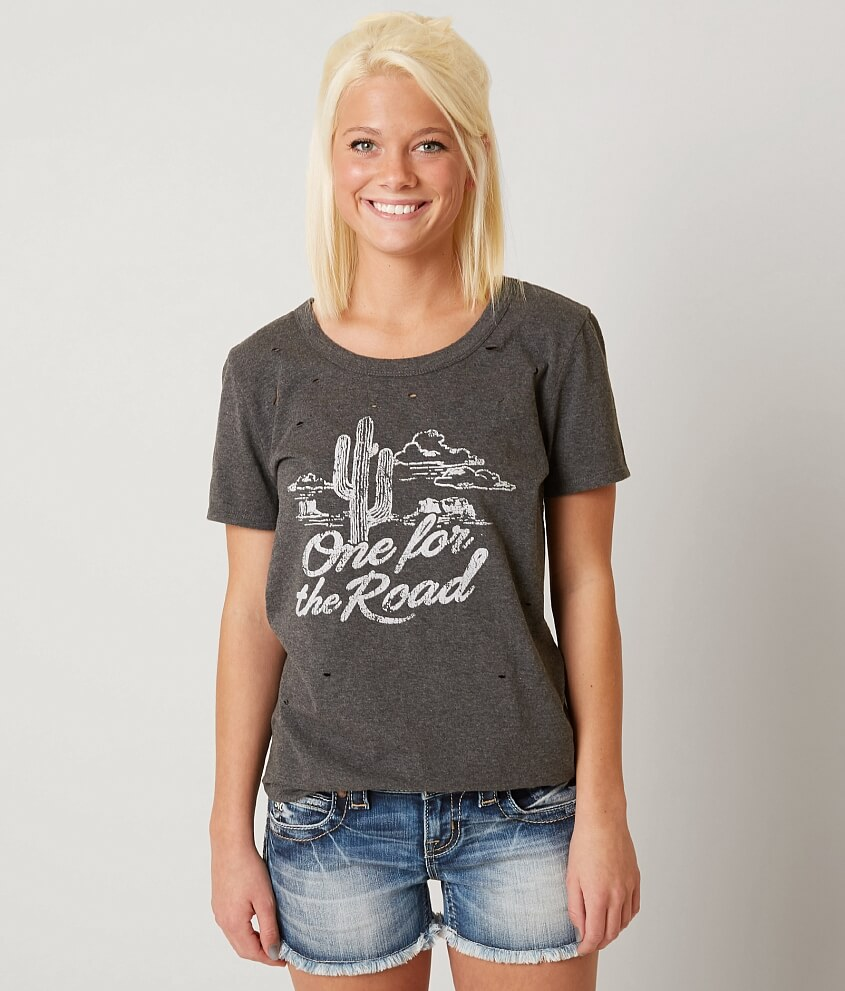 Modish Rebel One For The Road T-Shirt - Women's T-Shirts in ...