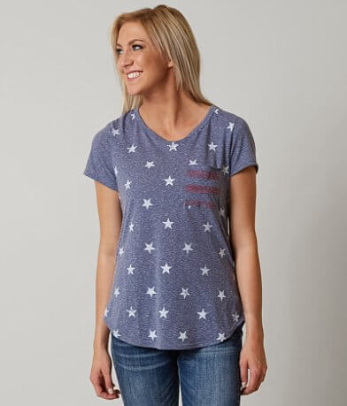 twine & stark Slub Fabric T-Shirt