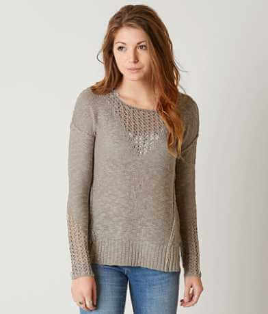 Daytrip Pointelle Sweater
