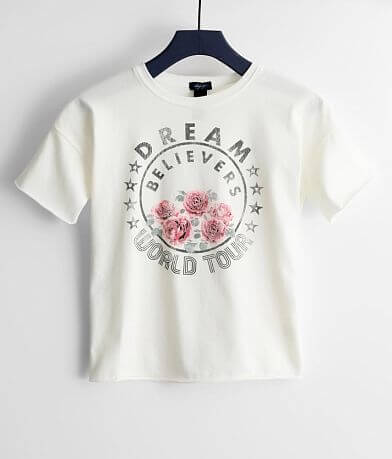 Girls - Daytrip Dream Believers World Tour T-Shirt