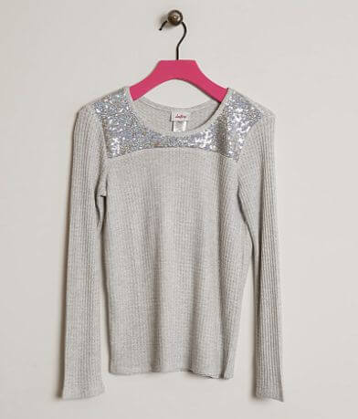 Girls - Daytrip Sequin Top