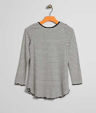Girls - Daytrip Striped Tunic Top