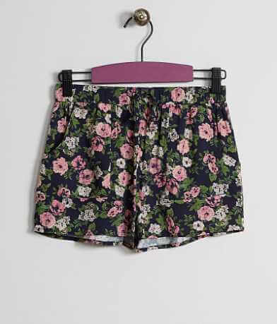 Girls - Daytrip Floral Shorts