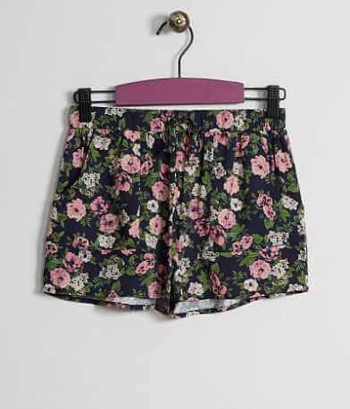 Girls - Daytrip Floral Shorts