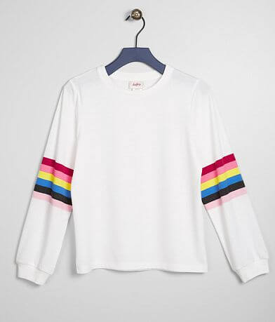 Girls - Daytrip Striped T-Shirt