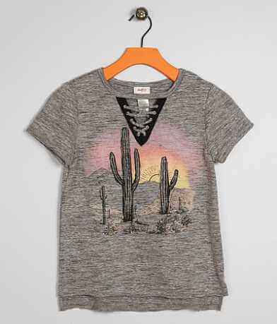 Girls - Daytrip Cactus T-Shirt