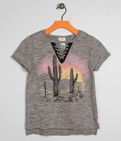 Girls - Daytrip Cactus T-Shirt