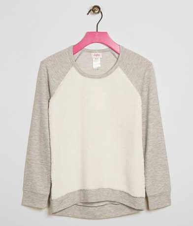 Girls - Daytrip Sherpa Sweatshirt