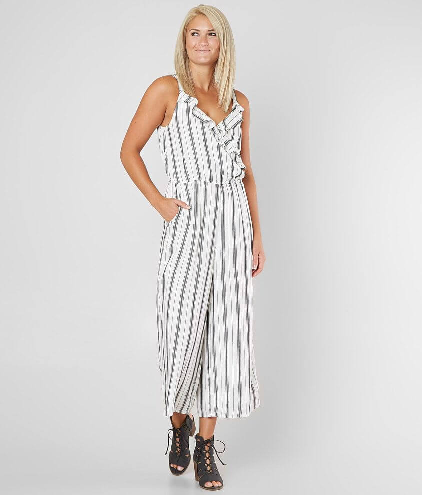 b7feee96ac27 Daytrip Striped Surplice Jumpsuit - Women s Rompers Jumpsuits in ...