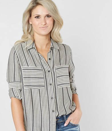 Daytrip Striped Blouse