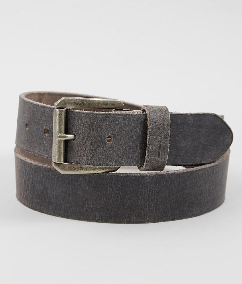 BKE Jack Leather Belt front view