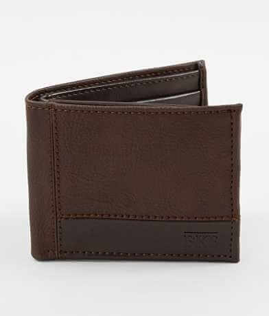 BKE Faux Leather Wallet