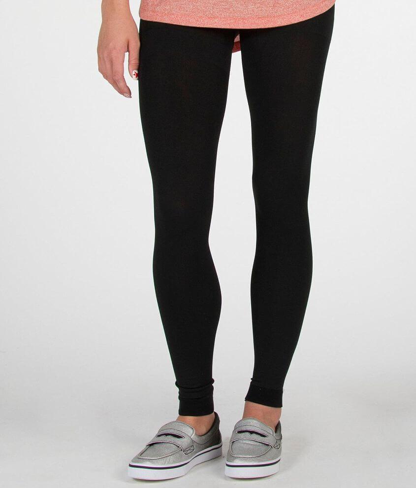 Legale Plush Lined Legging front view