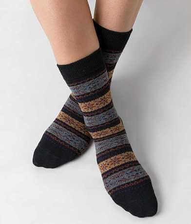 Daytrip Printed Socks