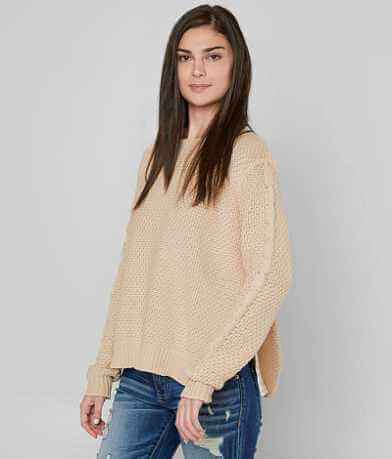 Daytrip Basket Weave Sweater