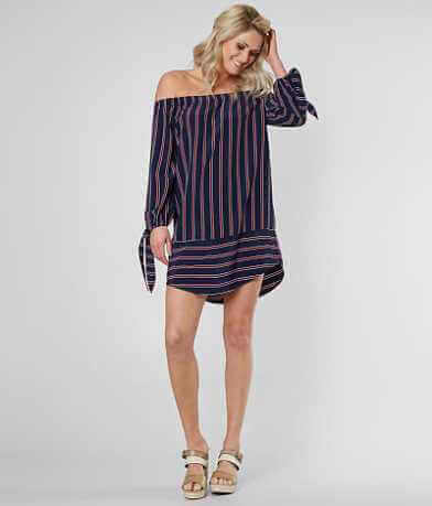 Daytrip Off The Shoulder Dress
