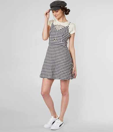 Doe & Rae Gingham Dress