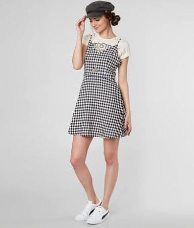 Doe & Rae Gingham Dress