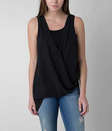 Daytrip Surplice Tank Top