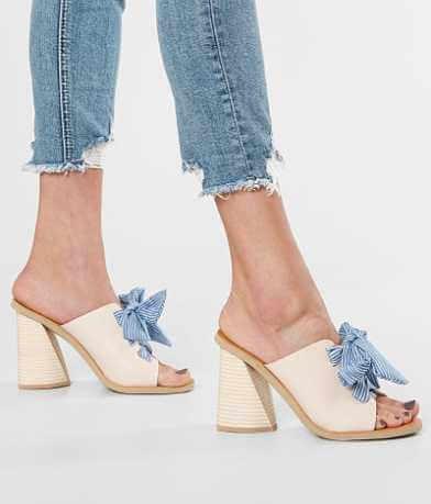 Dolce Vita Amber Heeled Mule Sandal