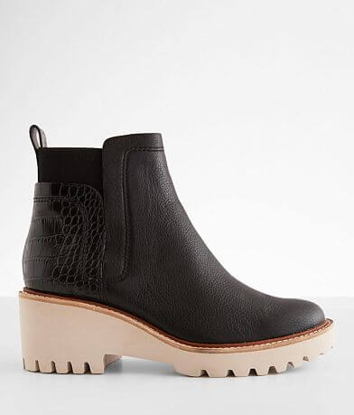 Dolce Vita Huey Leather Ankle Boot