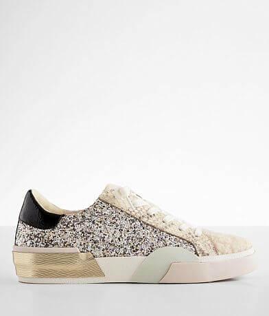 Dolce Vita Zina Plush Leather Sneaker
