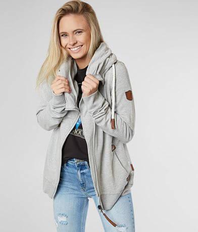 Wanakome Hestia Cowl Neck Sweatshirt