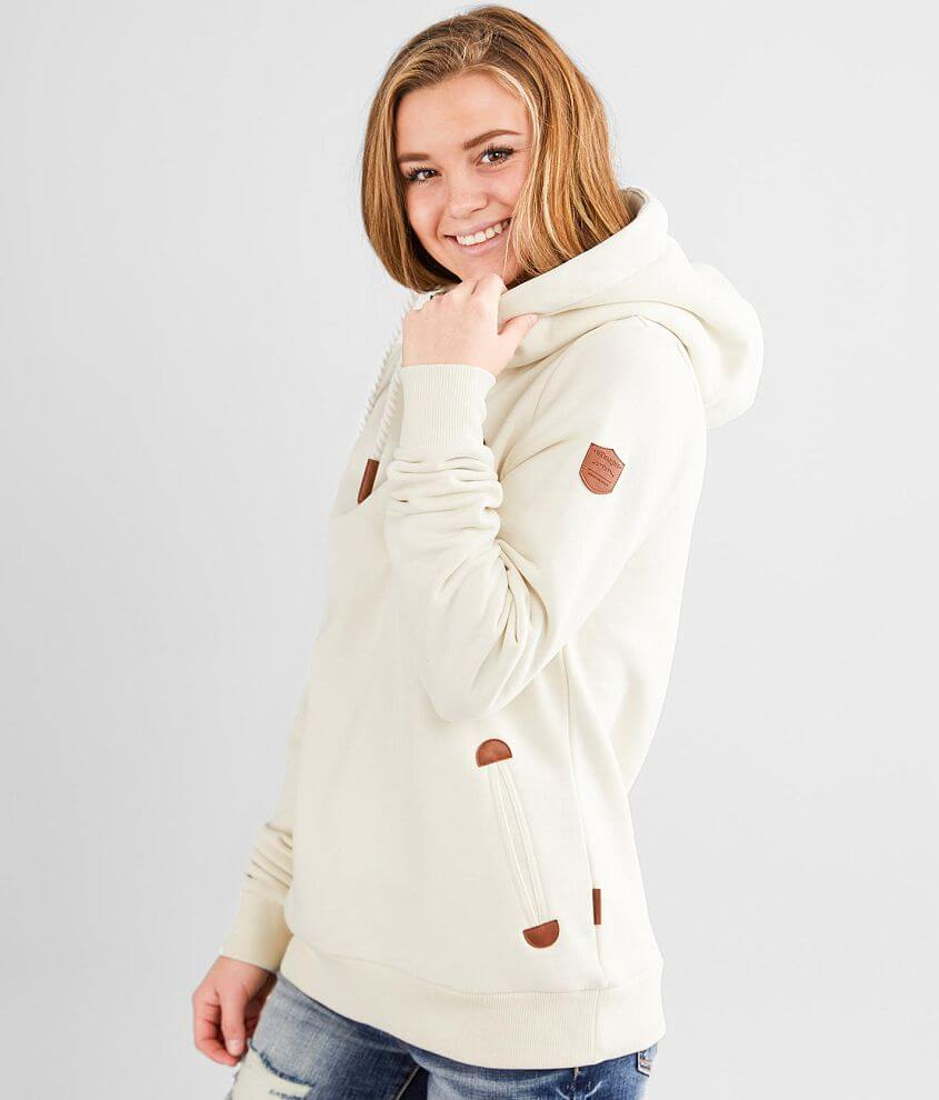 Wanakome Artemis Hooded Sweatshirt front view