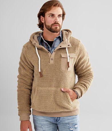 Wanakome Hamilton Sherpa Hooded Sweatshirt
