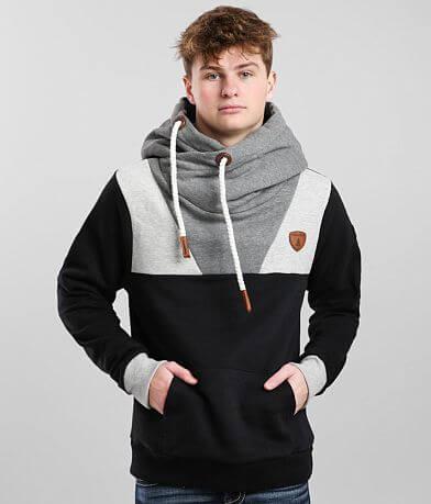 Wanakome Huck Hooded Sweatshirt