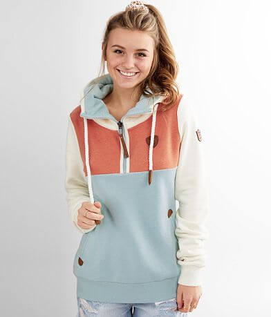 Wanakome Adrienne Hooded Sweatshirt
