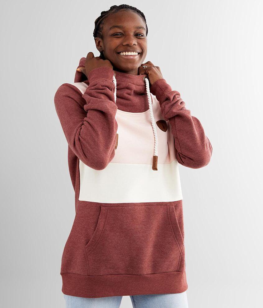 Wanakome Shania Hooded Sweatshirt front view
